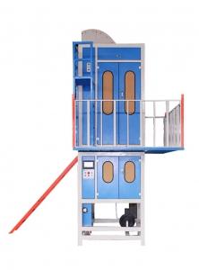 Double deck high pressure tube braiding machine GB-24D02GT