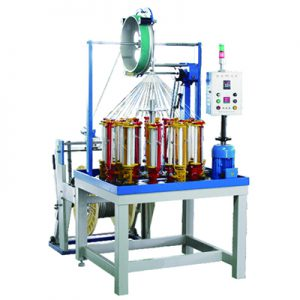 Textile Braiding Machine