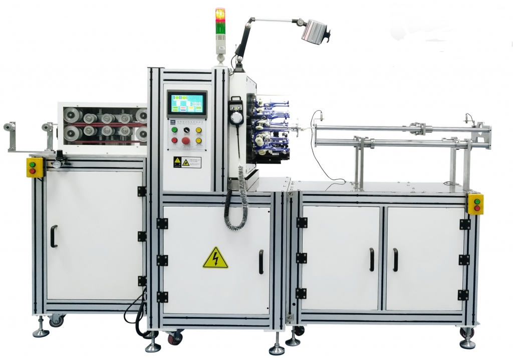 GuanBo stents and occluders braiding machine